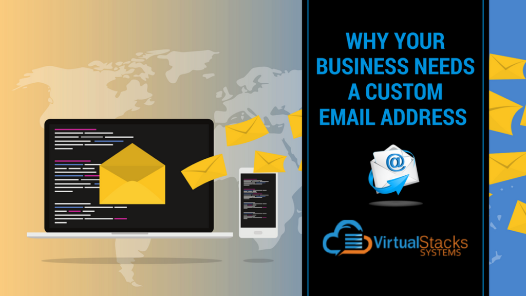 Custom Email Address, Branded Email Address, Orlando Digital Marketing, Should Your Business Use a GMail address, Lake Mary Digital Marketing