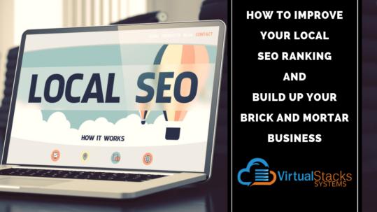 seo, local seo, improving google listing, page rank, search engine optimization, brick and mortar, lead generation