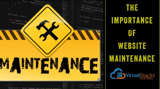 Website Maintenance Schedule, Routine Website Maintenance, Webmaster Service