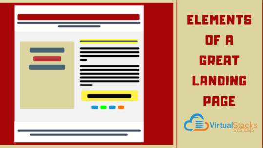 How to make a good landing page, landing page tips, proper landing pages, landing page advice