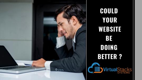 Website better?