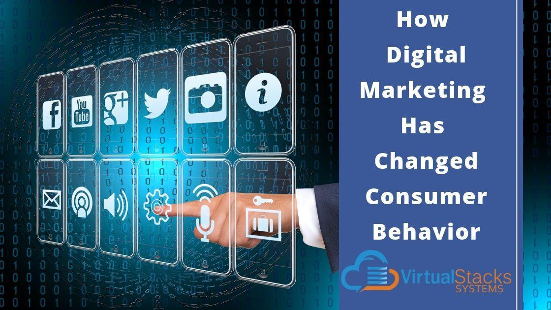 digital marketing, consumer behavior