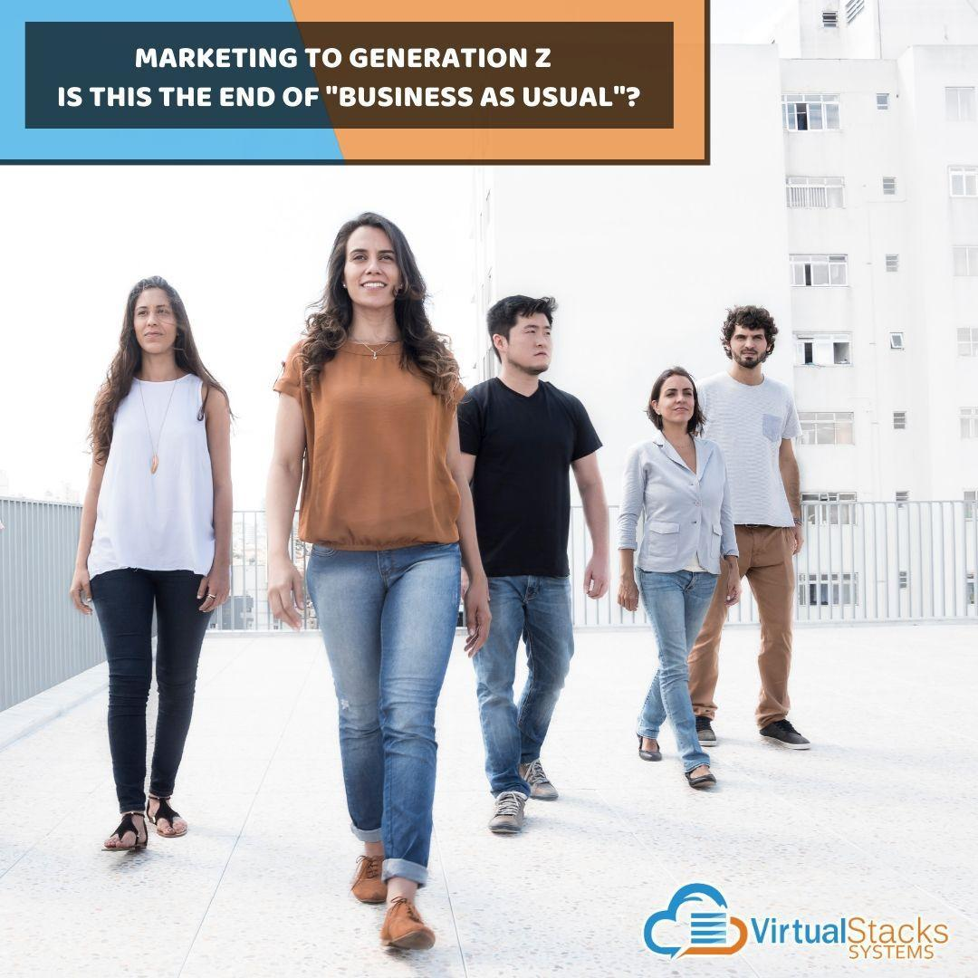 Marketing to Generation Z