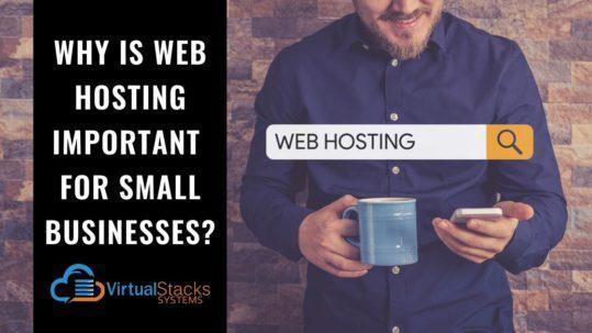 Web Hosting Small Business