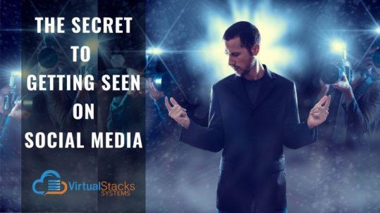 secret seen social media