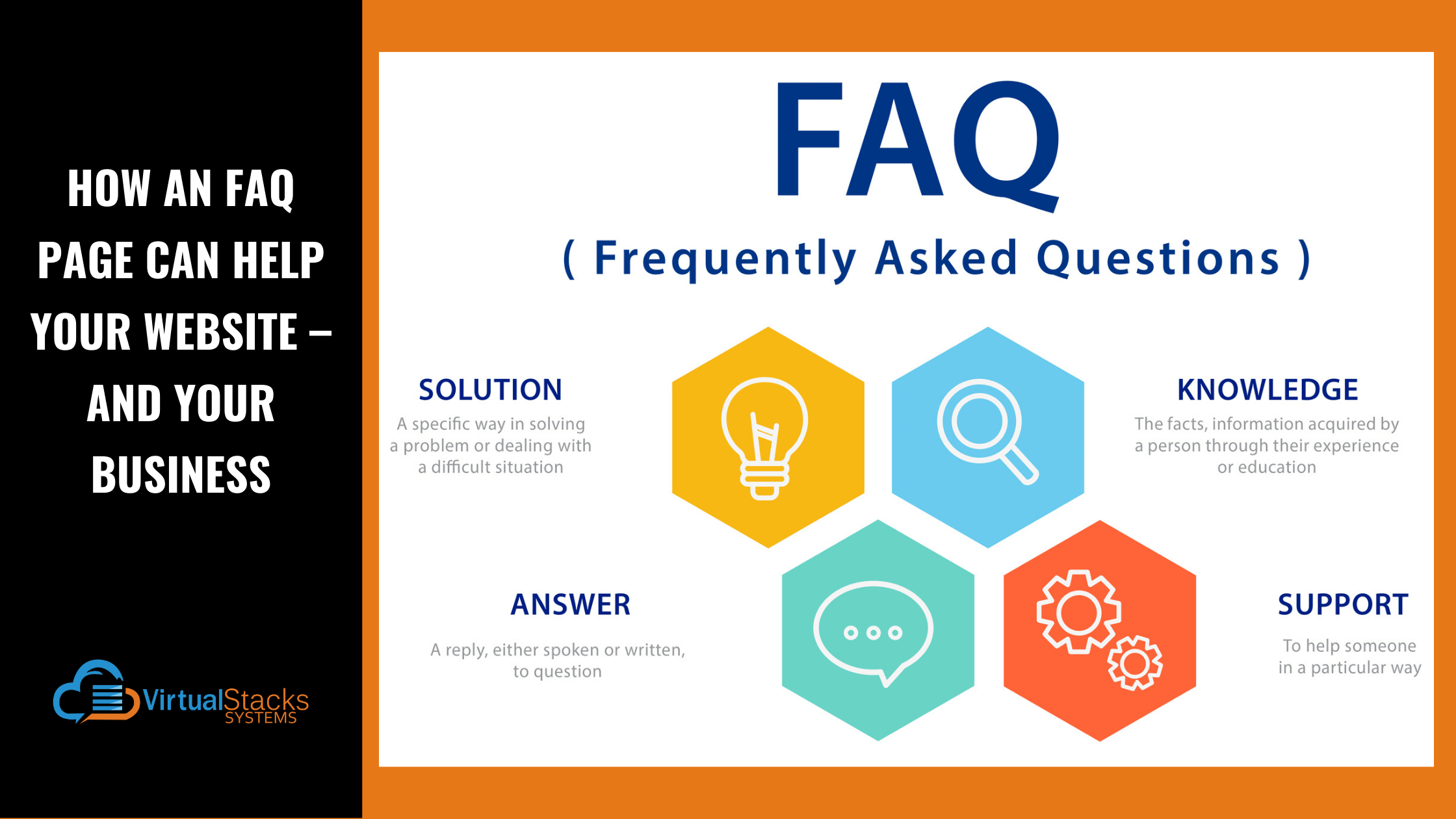 How an FAQ Page Can Help Your Website – and Your Business